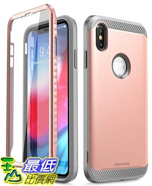 手機保護殼 iPhone Xs Max Case, SUPCASE [UB Neo Series] Full-Body Protective Screen B07H2ZWSSC