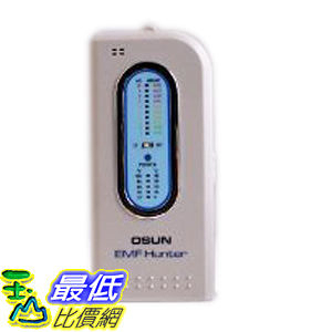 [美國直購] 電磁波(非放射性)  偵測器 Osun Technologies EH0010 EMF Hunter EMF Radiation Detector $3772
