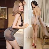 情趣內衣騷情趣內衣激情套裝制服誘惑絲襪變態透明開檔可愛性感血滴子超TH【快速出貨】
