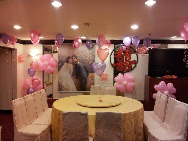 情意花坊永和花店~超值婚禮佈置氣球佈置.鮮花佈置+汽球佈置只要5999元喔!!(台北蓮香齋)