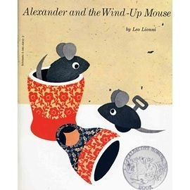 ALEXANDER AND THE WIND-UP MOUSE《阿力和發條老鼠》