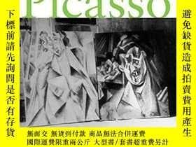 二手書博民逛書店Picasso罕見The Cubist Portraits Fe