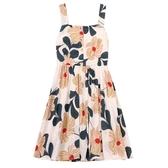 洋裝連身裙 吊帶裙女中長款連身裙沙灘裙