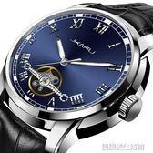 手錶男潮流時尚學生防水運動男士手錶非機械錶皮帶男款韓版石英錶