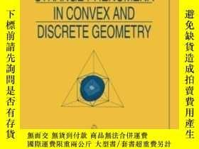 二手書博民逛書店Strange罕見Phenomena In Convex And Discrete GeometryY2555