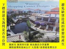 二手書博民逛書店Winning罕見Shopping Center Designs