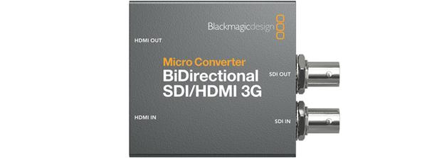 【無AC】BlackMagic Micro Converter BiDirect SDI/HDMI 3G 雙向轉換器公司貨 CONVBDC/SDI/HDMI03G
