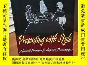 二手書博民逛書店Presenting罕見With Style: Advanced