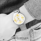 Valentino范倫鐵諾 超薄設計美學馬卡龍格紋數字手錶腕錶 柒彩年代【NE1040】原廠公司貨