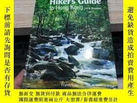 二手書博民逛書店THE罕見LEISURELY HIKER S GUIDE TO HONG KONG 香港徒步旅遊指南Y1387