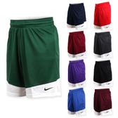NIKE 男籃球針織短褲 (路跑 慢跑 訓練 五分褲≡體院≡