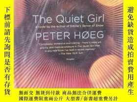 二手書博民逛書店The罕見Quiet GirlY15389 Peter Hoeg