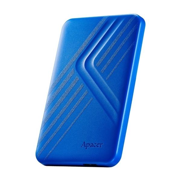 宇瞻 Apacer AC236 2TB 紳士藍 USB3.2 Gen1 2.5吋 行動硬碟【送硬碟包/外接式硬碟/2T/行動儲存/Buy3c奇展】