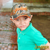 棒球帽子-防曬迷彩運動網帽遮陽鴨舌親子童帽J7531C JUNIPER