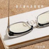 眼鏡潮人防輻射女平光鏡復古男全框個性眼鏡框鏡架      芊惠衣屋