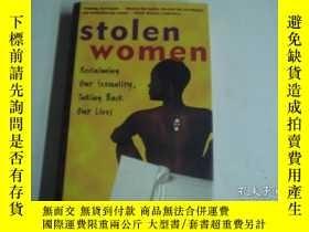 二手書博民逛書店STOLE罕見WOMEN 344 Y138362 出版1997