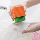 洗衣刷家用硅膠洗衣服刷子多功能創意鞋刷不傷清潔【匯美優品】