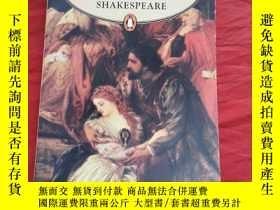 二手書博民逛書店(Penguin罕見Popular Classics) King Lear【李爾王,威廉·莎士比亞,英文原版】