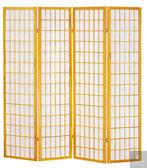 《凱耀家居》本色不織布屏風(608) 110-664-5