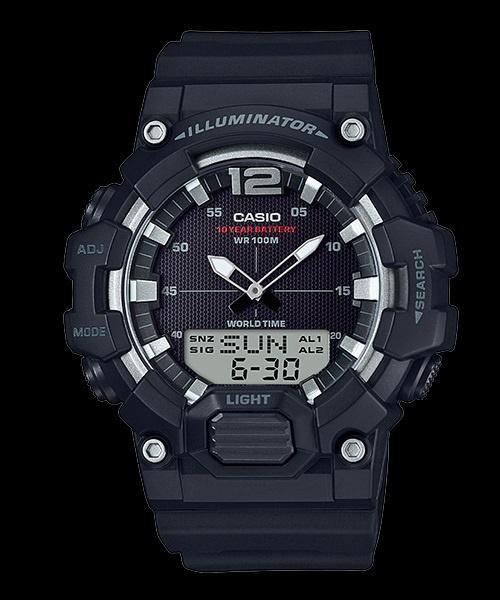 【CASIO宏崑時計】CASIO卡西歐復古電子錶 HDC-700-1A 生活防水  台灣卡西歐保固一年