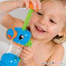 抽水小海馬水龍頭花灑 寶寶洗澡戲水玩具