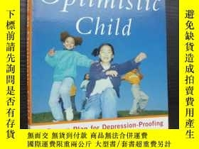 二手書博民逛書店Raising罕見an Optimistic Child 《培訓