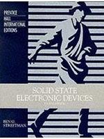 二手書博民逛書店《Solid State Electronic Devices (Prentice-Hall international editions)》 R2Y ISBN:0134363795