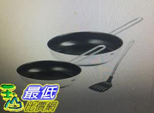[COSCO代購] Silit Toskana 系列不鏽鋼不沾平底鍋 3 件組 W1137433