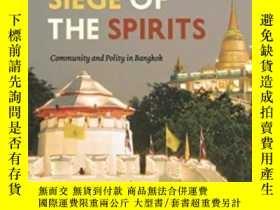 二手書博民逛書店Siege罕見Of The SpiritsY368185 Mic
