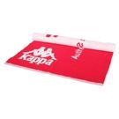KAPPA 運動毛巾(海邊 游泳 戲水 慢跑 路跑 浴巾 純棉 台灣製≡體院≡ 32157QW-D18