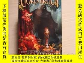 二手書博民逛書店CONSTRUCT罕見BOOK I OF THE CHRONIC