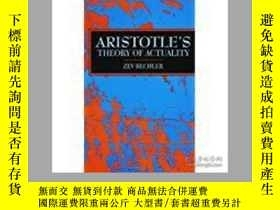 二手書博民逛書店Aristotle s罕見Theory Of Actuality