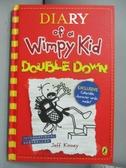 【書寶二手書T4/原文小說_KSO】Double Down (Diary of a Wimpy Kid Book 11)