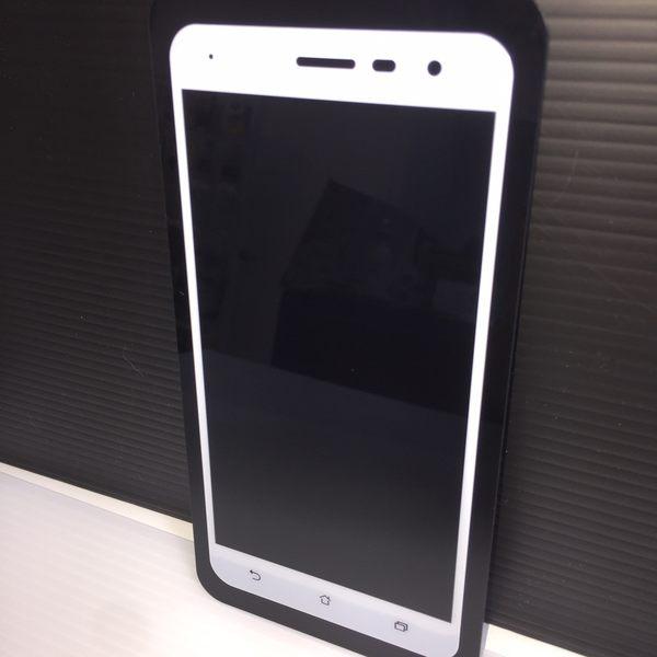 """華碩 Zenfone 3 5.5""""/Z012DA/ZE552KL 亮面黑 白 全覆蓋 滿版滿膠 全屏 鋼化玻璃貼 玻璃保護貼 疏水疏油"""