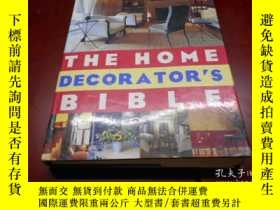 二手書博民逛書店THE罕見HOME DECORATOR S BIBLE(家庭裝飾