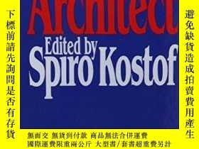 二手書博民逛書店The罕見Architect: Chapters in the