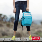 Levis 男女同款 迷你L1後背包 / 都會電腦包 / 600D高密度纖維 / Lazy Tab Logo