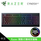 【Razer 雷蛇】Cynosa V2 薩諾狼蛛 V2 幻彩電競鍵盤 中文