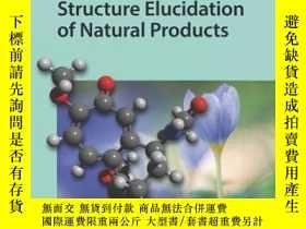 二手書博民逛書店Classical罕見Methods in Structure Elucidation of Natural Pr