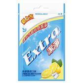 EXTRA 清檸薄荷無糖口香糖袋裝 28g【屈臣氏】