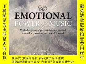 二手書博民逛書店The罕見Emotional Power Of Music (s