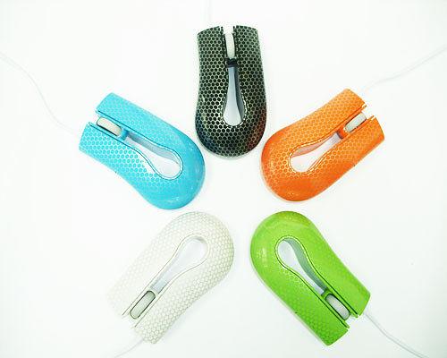 光學滑鼠-幸運馬蹄形一組5個