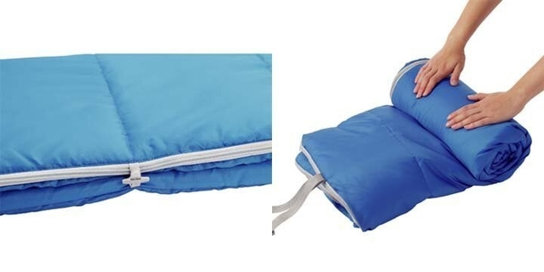 日本【Coleman】兒童專用保暖睡袋