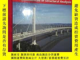 二手書博民逛書店Fundamentals罕見of Structural Anal