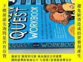 二手書博民逛書店BRAIN罕見QUEST 1 Workbook 1Y20113 Lisa Trumbauer Workman