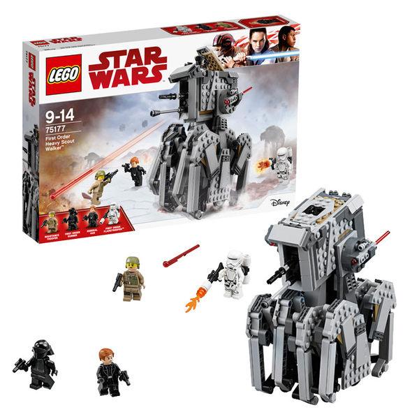 樂高 LEGO 75177 FIRST ORDER HEAVY SCOUT WALKER