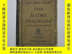 二手書博民逛書店16開英文原版罕見《Most-Often-Needed 1946