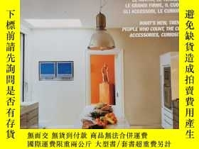 二手書博民逛書店AD罕見NEWS ARCHITECTURAL DIGEST 室內設計雜誌特刊 英文版Y42402
