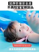 充氣泳池 加厚兒童游泳池家用充氣嬰兒寶寶超大家庭游泳桶大人小孩戶外大型 夢藝
