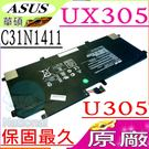 ASUS電池(原廠)-華碩 C31N14...
